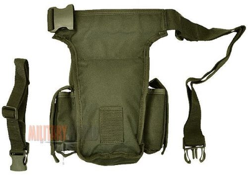 Mil-Tec Hip Bag Multi Pack Olive