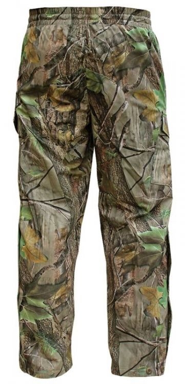 Mil-Tec Hunting Pants Forest Camo