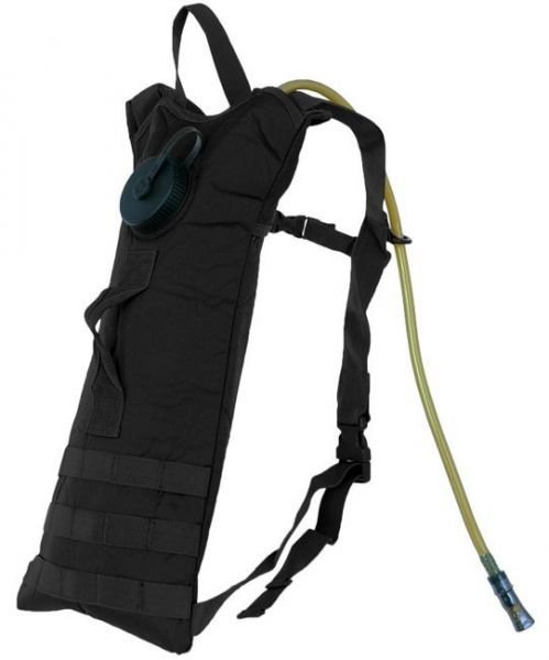 Mil-Tec Hydration System Water Pack Basic 3L Black