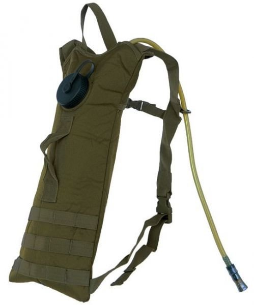 Mil-Tec Hydration System Water Pack Basic 3L Olive