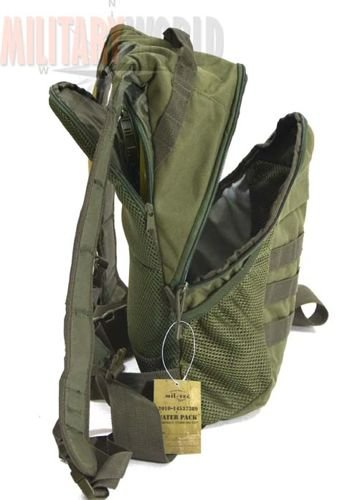Mil-Tec Hydration System Water Pack Rucksack Olive