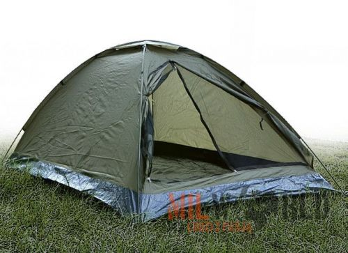 Mil-Tec Igloo Standard Tent for 2 People Olive