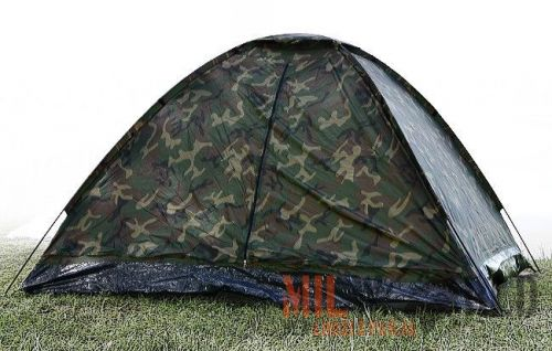 Mil-Tec Igloo Standard Tent for 3 People Woodland