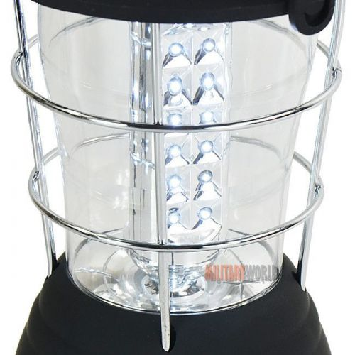 Mil-Tec LED Lantern with Battery Charge