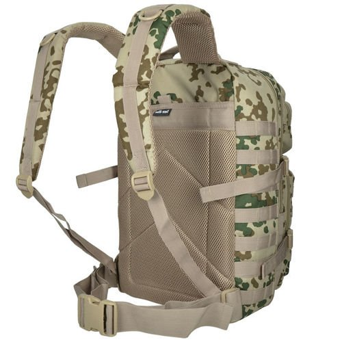 Mil-Tec MOLLE Tactical Backpack US Assault Large Tropentarn