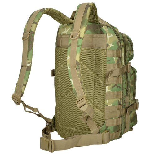Mil-Tec MOLLE Tactical Backpack US Assault Small Multicam