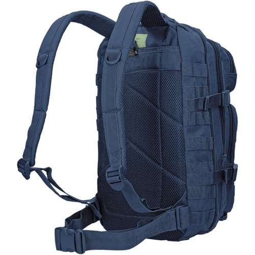 Mil-Tec MOLLE Tactical Backpack US Assault Small Navy Blue