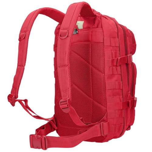 Mil-Tec MOLLE Tactical Backpack US Assault Small Red