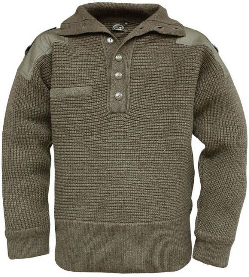 Mil-Tec Military Austrian Sweater Olive