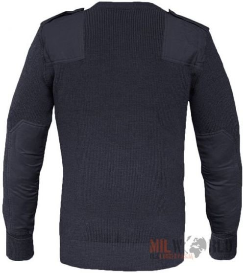 Mil-Tec Military Sweater Bundeswehr (BW) Navy
