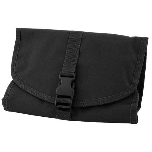 Mil-Tec Military Wash Bag of the British Army Black
