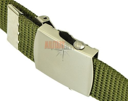Mil-Tec Money Belt with a Hidden Pocket Olive