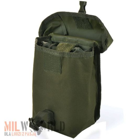 Mil-Tec Multi Purpose MOLLE Pouch Large Olive