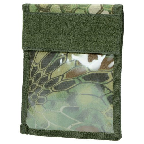 Mil-Tec Neck Wallet Sachet Mandra Wood