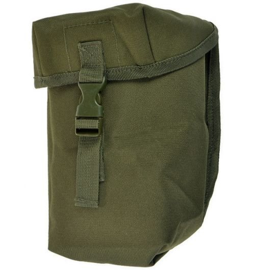 Mil-Tec Pouch for British Canteen MOLLE Oliv