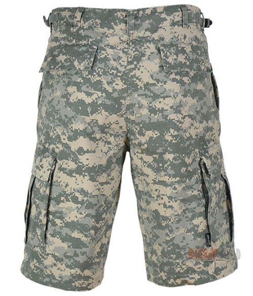 Mil-Tec Rip-Stop Bermuda Shorts UCP (At-Digital)