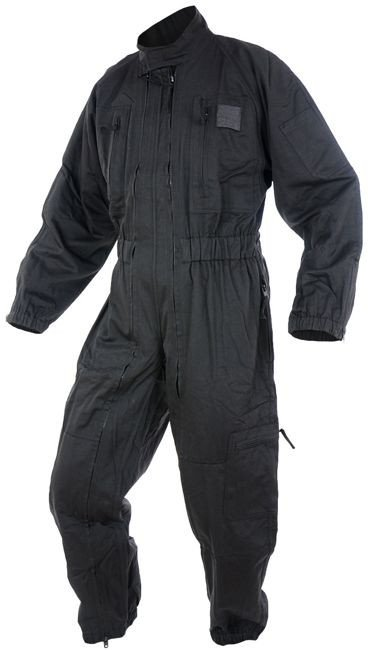 Mil-Tec SWAT Tactical Coverall Black