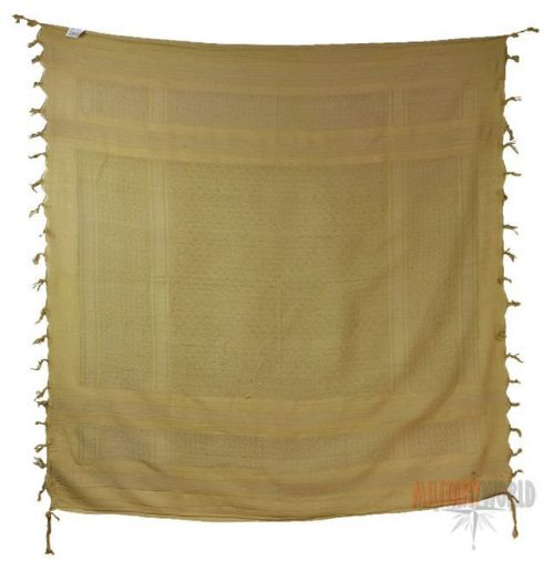 Mil-Tec Shemagh Scarf Desert Smooth