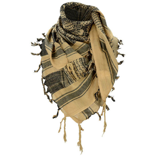 Mil-Tec Shemagh Scarf Pineapple Coyote