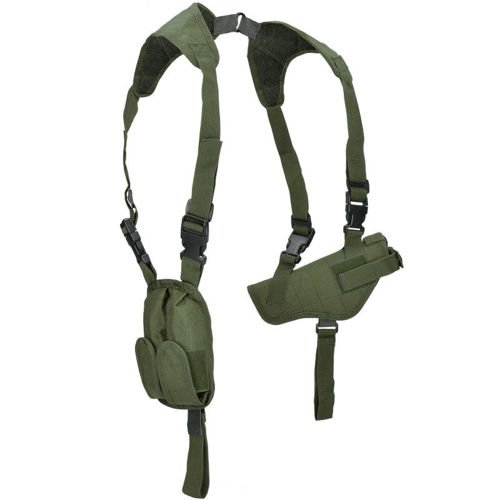 Mil-Tec Shoulder Holster Olive