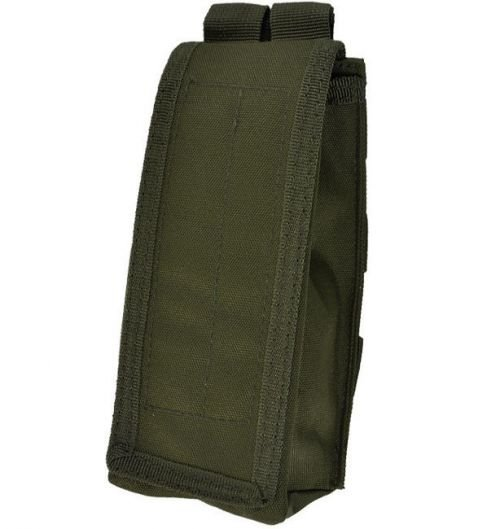 Mil-Tec Single Pouch MOLLE Oliv