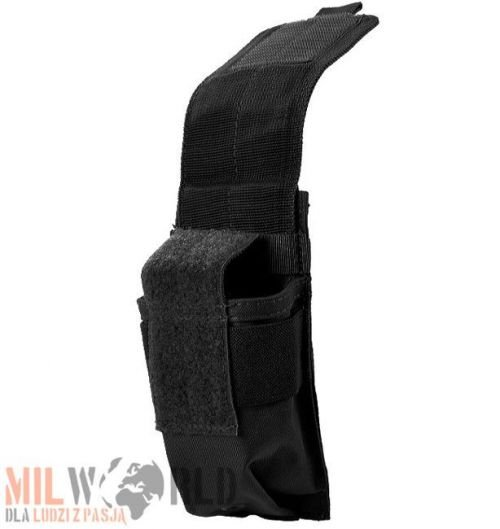 Mil-Tec Single Magazine Pouch MOLLE Black