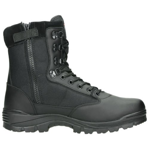 Mil-Tec Tactical Boots Black