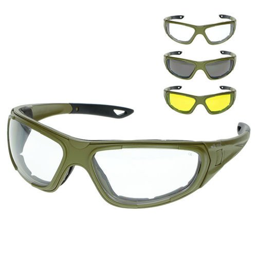 Mil-Tec Tactical Glasses 3in1 Oliv