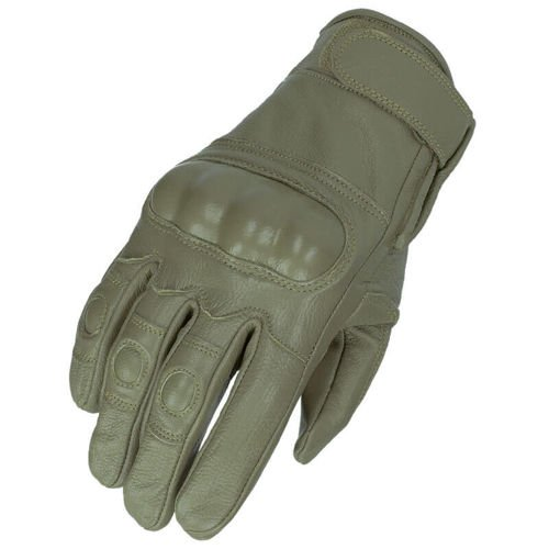 Mil-Tec Tactical Gloves CQB III Generation Olive
