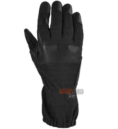 Mil-Tec Tactical Kevlar Gloves Black