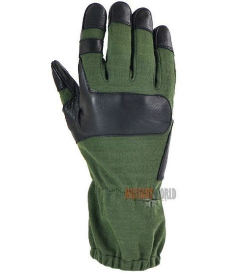 Mil-Tec Tactical Kevlar Gloves Olive
