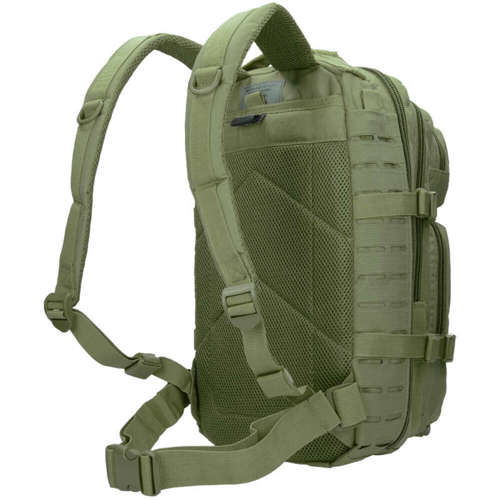 Mil-Tec Tactical Laser Cut Backpack Small Olive