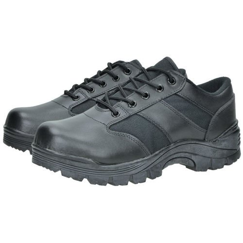 Mil-Tec Tactical Security Boots Black