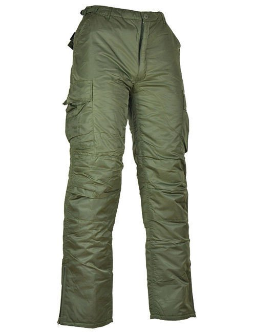 Mil-Tec Thermal MA1 Pants Olive