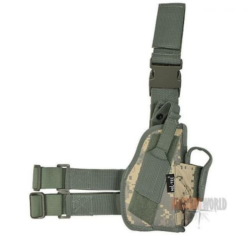 Mil-Tec Thigh Holster Right UCP (At-Digital)