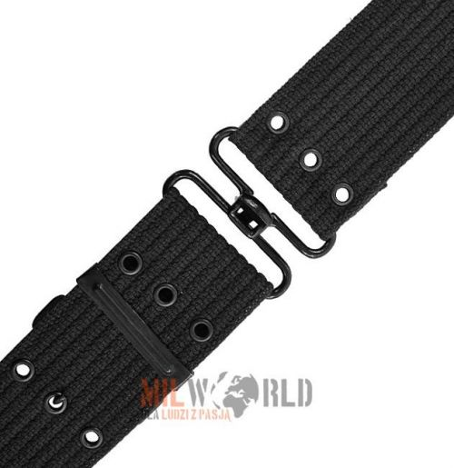 Mil-Tec US LC1 Pistol Belt 122cm Black