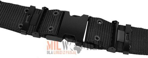 Mil-Tec US LC2 Pistol Belt Black