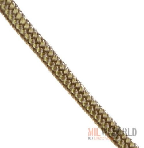 Mil-Tec Universal Rope Commando 50m/7mm Coyote  [a roll]