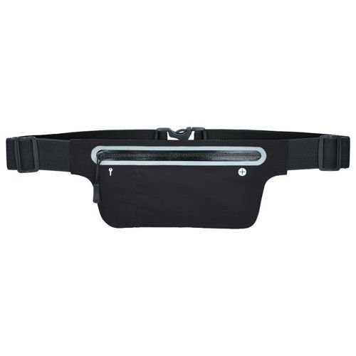 Mil-Tec Waist Pouch for Smartphone and Keys Lycra Black