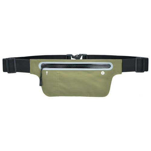 Mil-Tec Waist Pouch for Smartphone and Keys Lycra Olive