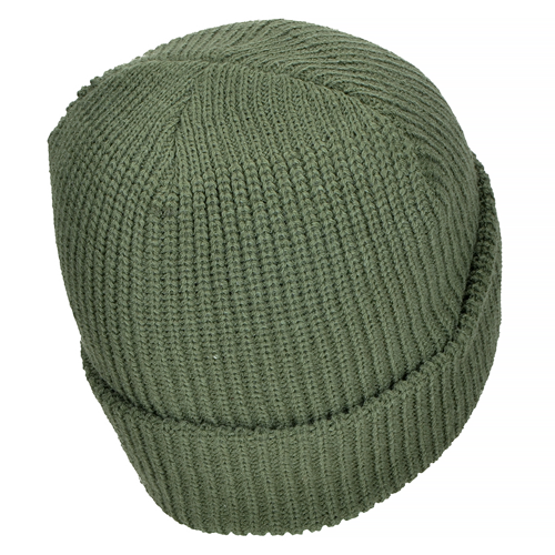 Mil-Tec Warm Winter Cap Polyacrylic Oliv
