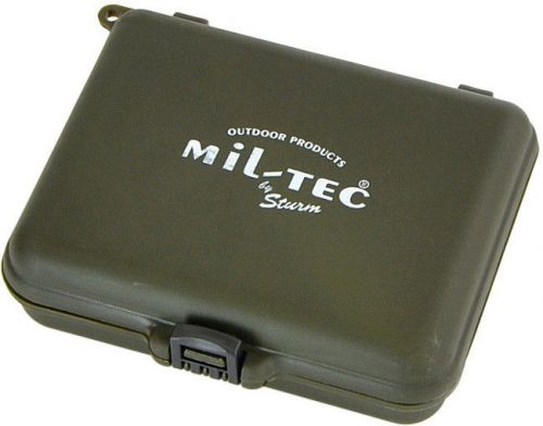 Mil-Tec Waterproof Box Small Olive