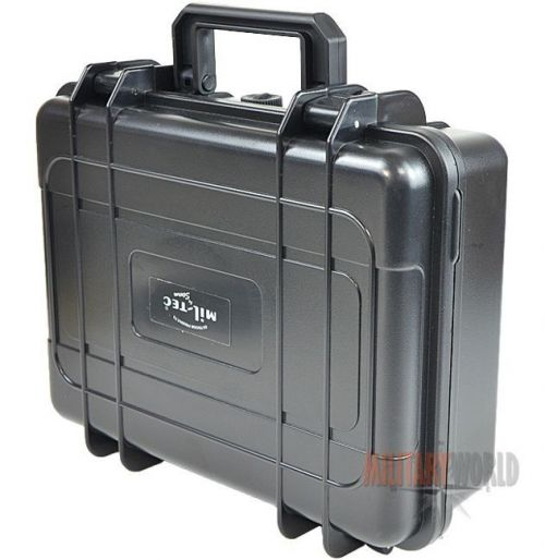 Mil-Tec Weapon Transport Suitcase Small Black