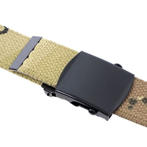 Mil-Tec Web Belt Desert 6-color