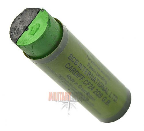 Mil-Tec camouflage paint stick 2 colors green and black