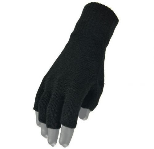 Pro-Force Acrylic Gloves Mitts Black
