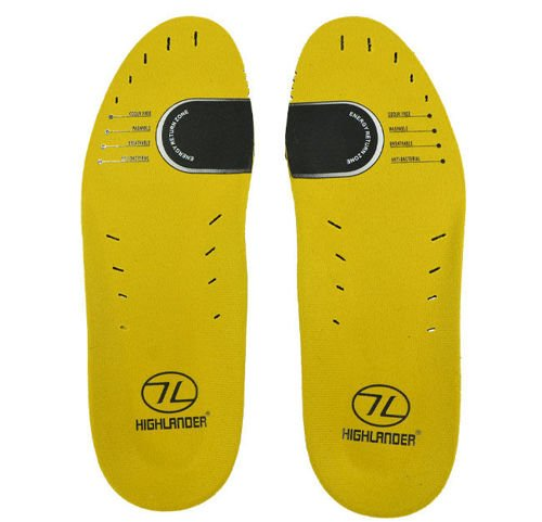 Pro-Force Antibacterial Shoe Insoles