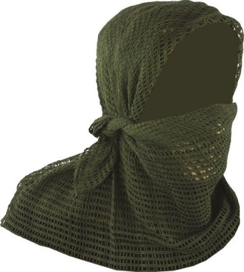 Pro-Force Face Veil Scarf Olive