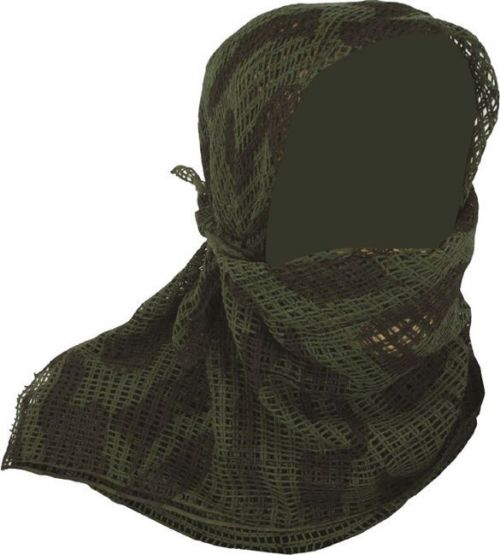 Pro-Force Face Veil Scarf Woodland