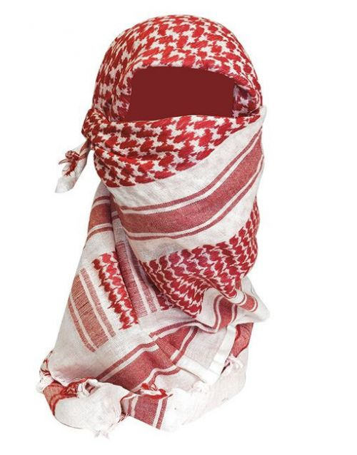 Pro-Force Shemahg Scarf Red-White